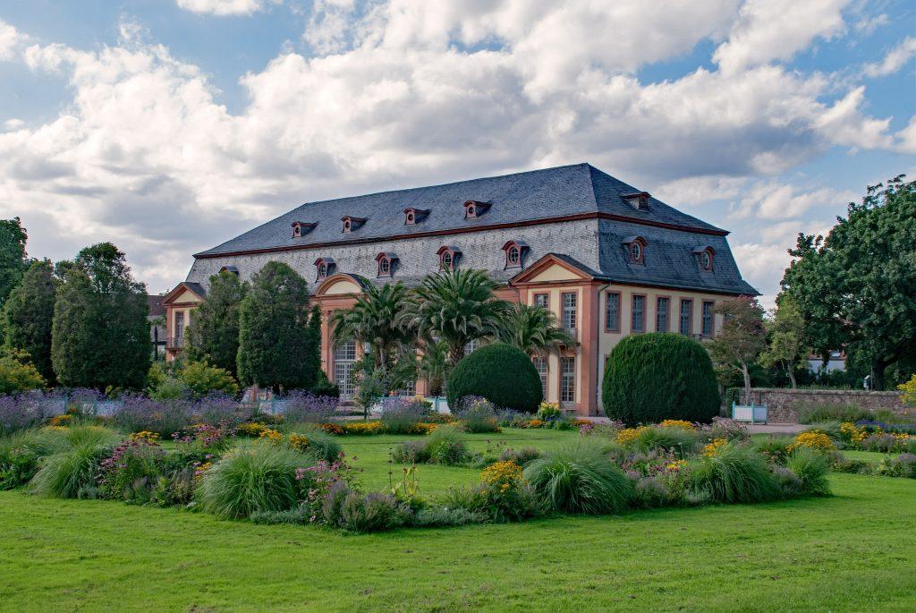 Restaurant Orangerie Darmstadt