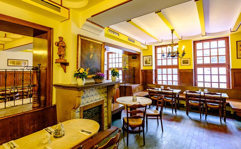 Brauerei zum Schiffchen - Restaurant Düsseldorf