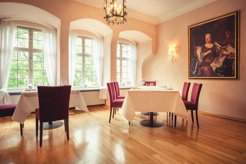 Restaurant Heidelberg - Scharffs Schlossweinstube