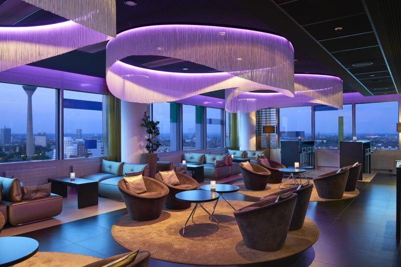 View Skylounge - Bar Düsseldorf